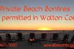 Create Listing: 30A Beach Bonfires - Bonfire Package