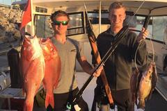 Create Listing: Spearfishing Charters - Offshore