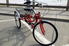 Create Listing: Bike Rentals - 3 Wheeler (Adult)