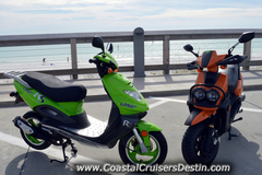Create Listing: Scooter Rentals - 49 CC, Double Seat 420 lb limit (1 Hour)