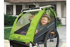 Create Listing: TRAILER Installed On Your Personal Bike (1 Day/24 Hours)