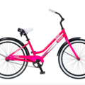 Create Listing: Adult Bike Rentals - Ladies Cruiser (Pink)