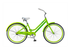 Create Listing: Adult Bike Rentals - Ladies Cruiser (Green)