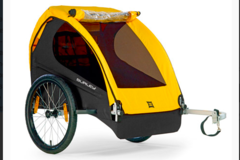Create Listing: Tag Along - Burley Bike Trailer (2 passengers)