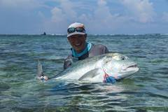 Create Listing: GAME FISHING BEACH BUNGALOW PACKAGE - Per Person Sharing