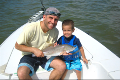 Create Listing: Inshore Fishing Charter - 8 Hours