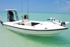 Create Listing: 19′ Action Craft Boat Rental