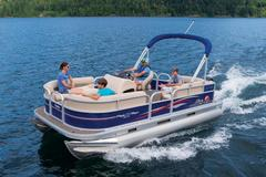 Create Listing: 18′ Pontoon Boat Rental