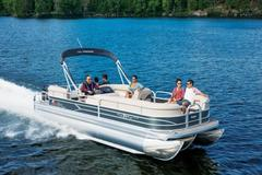Create Listing: 24′ Pontoon Boat Rental