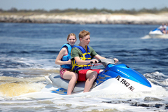 Create Listing: Unguided Jet Ski Rentals (1/2 Day)