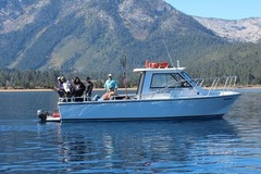 Create Listing: Morning 5-Hour Private Fishing Charter (Zephyr Cove,NV)
