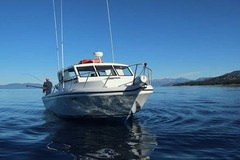 Create Listing: Afternoon 4-Hour Private Fishing Charter (S. Lake Tahoe)