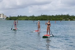 Create Listing: Stand Up Paddle Board Class - 2 hour course