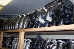 Create Listing: Ski Boots only - Rental