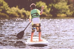 Create Listing: Paddleboarding - Experiences