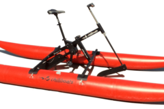 Create Listing: Waterbike on Lake Como