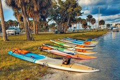 Create Listing: Indian River Mini Paddle Tour