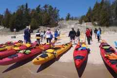 Create Listing: Kayak and Paddle Board Lessons