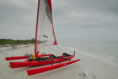 Create Listing: Hobie Tandem Island Sailboat (24 hours w/ Delivery)