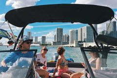 Create Listing: Splash Package | Boat tour + 3 watersport activities!