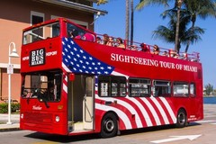 Create Listing: Miami Double Decker City Tour