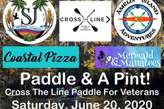 Create Listing: Cross the Line Paddle for Veterans