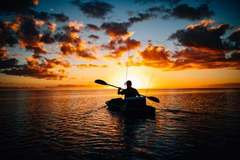 Create Listing: Fishing Kayak Rentals - 2 Hours
