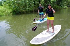 Create Listing: Rainforest Standup Paddleboard Self-Guided Tour