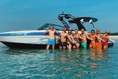 Create Listing: Jet Boat Charter with Captain