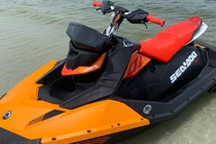 Create Listing: Sea-Doo SPARK Trixx Rental - up to 3 riders - 2hr Rental