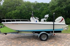 Create Listing: 18' Center Console Fishing Package