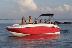 Create Listing: 18' Hurricane Deck Boat 2018 #23 Rental