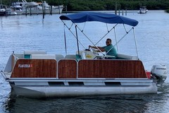 Create Listing: 16' Fiesta Pontoon 2002 Rental