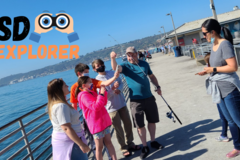 Create Listing: San Diego Pier Fishing