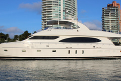 Create Listing: 97' Hargrave (THE PROGRAM) - 2016 - 1 to 15 Persons