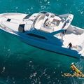 Create Listing: 46' SeaRay Fly Bridge (Grey/Orange) - 2005 - 1 to 15 Persons