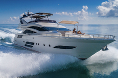 Create Listing: 80' Dominator - 2015 - 1 to 15 Persons