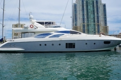 Create Listing: 85' Azimut - 1999 - 1 to 15 Persons