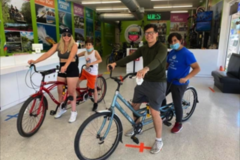 Create Listing: South Beach Tandem Bike Rental - All ages