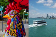 Create Listing: Miami City & Boat Tour Combo + FREE South Beach Bike Rental