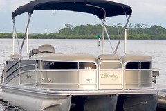 Create Listing: Fishing Tritoon Rental - All Ages • Up to 10 Passengers