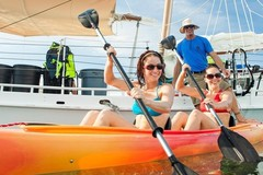 Create Listing: Afternoon Sail, Snorkel, Kayak, Sunset Excursion - 4.5 Hours