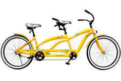Create Listing: Tandem Cycles - 1hr $16, 2hrs $18, 4hrs $25, dly $39, wk $95