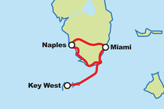 Create Listing: Miami South Florida Motorcycle Tour - 3 Days / 2 Nights