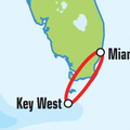 Create Listing: Miami Key West Motorcycle Tour - Self Drive - 3 Days / 2 Nt