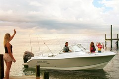 Create Listing: Fort Lauderdale - 21ft Polar Dual Console – Our Ski Boat!