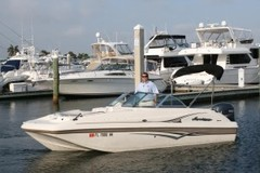 Create Listing: Fort Lauderdale - 21ft Hurricane Bowrider