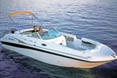 Create Listing: Fort Lauderdale - 26ft Hurricane Sun Deck