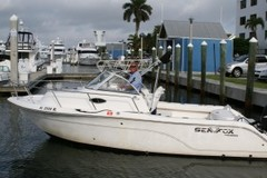 Create Listing: Fort Lauderdale - 22ft Sea Fox Cuddy Cabin