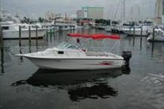 Create Listing: Fort Lauderdale - 24ft Hydra-Sport Cuddy Cabin